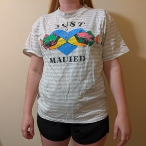 Just Mauied T-shirt